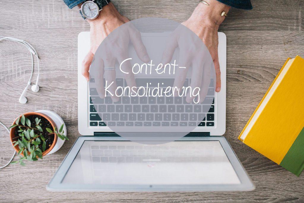 Die übrig gebliebenen Inhalte kommen in ein zentrales Dokument und dienen anschließend als Basis für die weitere Content-Planung.